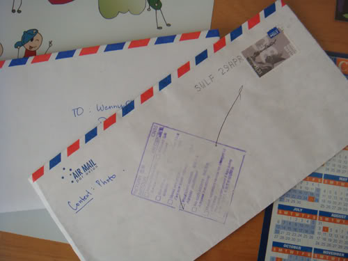Administrasi Surat Menyurat Tesin Arum